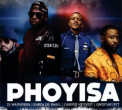 DJ Maphorisa X Kabza De Small - Phoyisa (DJ Muzik SA Remix)